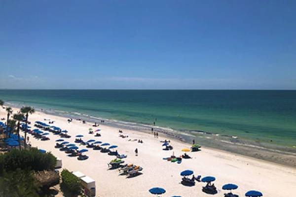 Condo Activity at the Beach | Long Key Vacation Rentals