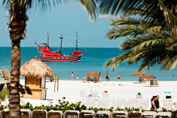 Pirate Ship Clearwater Beach