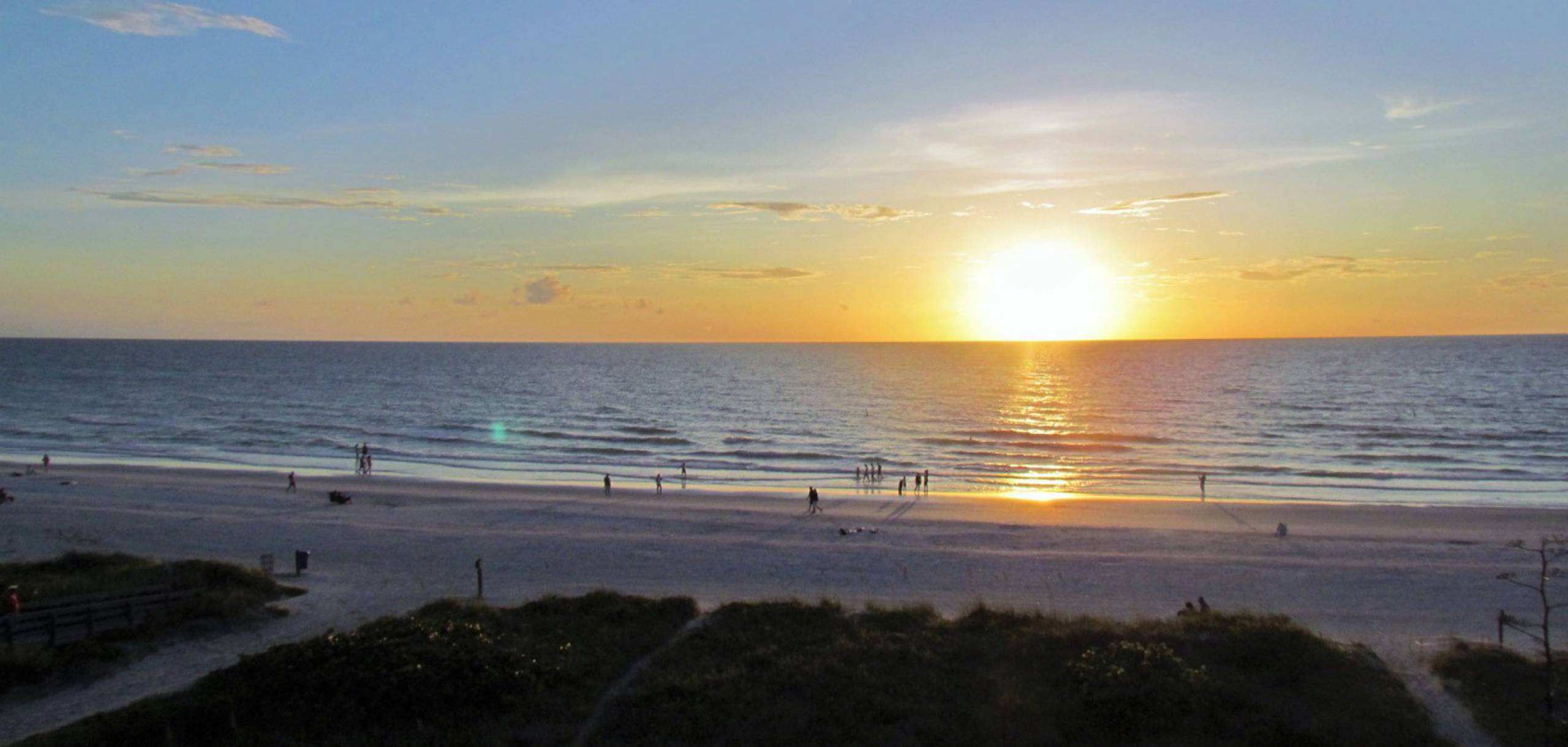 Indian Rocks Beach Sunset | Long Key Vacation Rentals