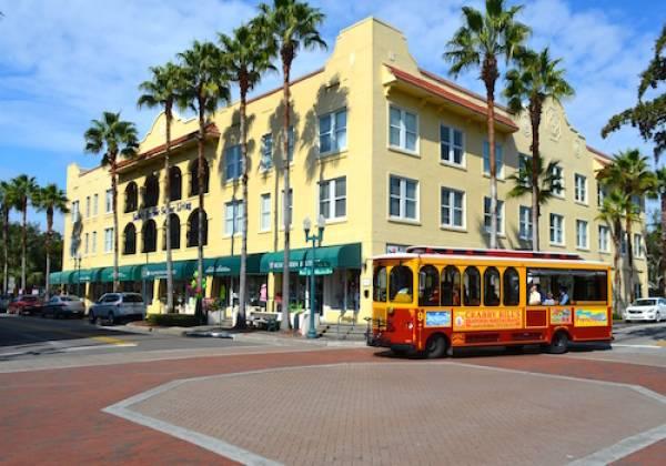 Jolly Trolly Tarpon Springs | Long Key Vacation Rentals